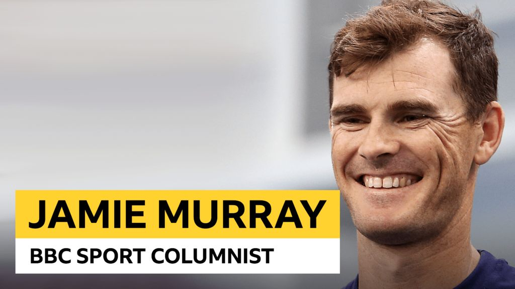 Jamie Murray column: Men's doubles disappointment, mixed doubles
