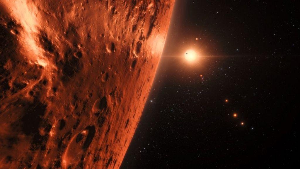 Could Nasa's James Webb Space Telescope detect alien life ... on zeta reticuli alien script, zeta to the left of star planet, zeta reticuli planet hubble, zeta reticuli alien hybrid,