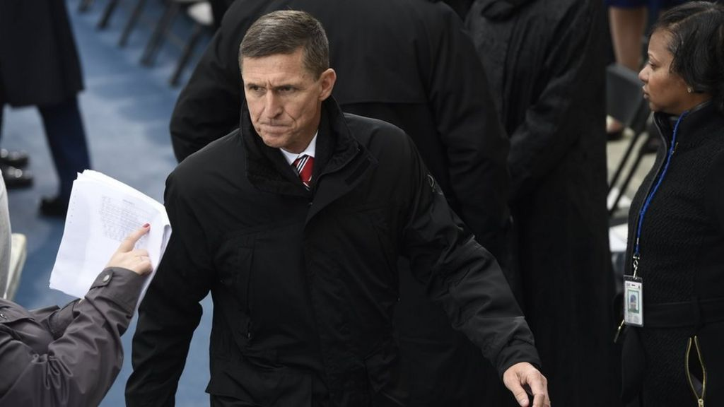 Flynn 'said sanctions would be ripped up'