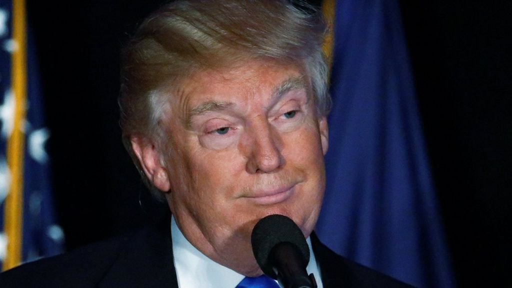 Donald Trump doctor admits writing health note in five ...