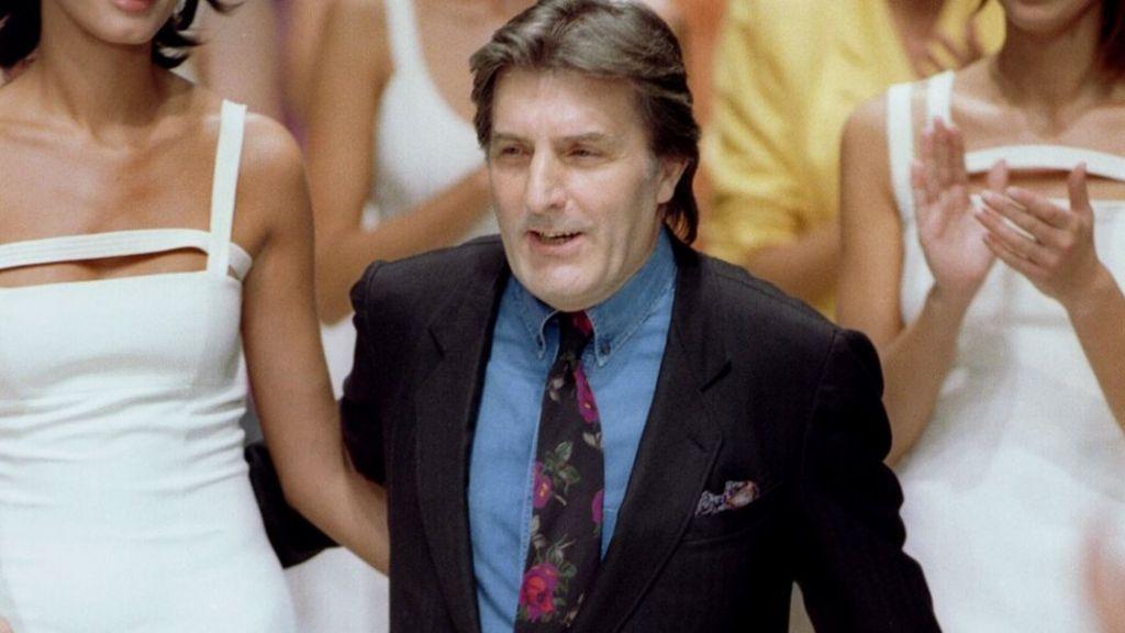 Emanuel Ungaro French Fashion Designer Emanuel Dies Aged 86 Bbc News