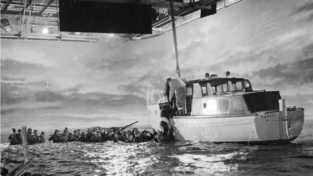 New Dunkirk film revives Ealing memories