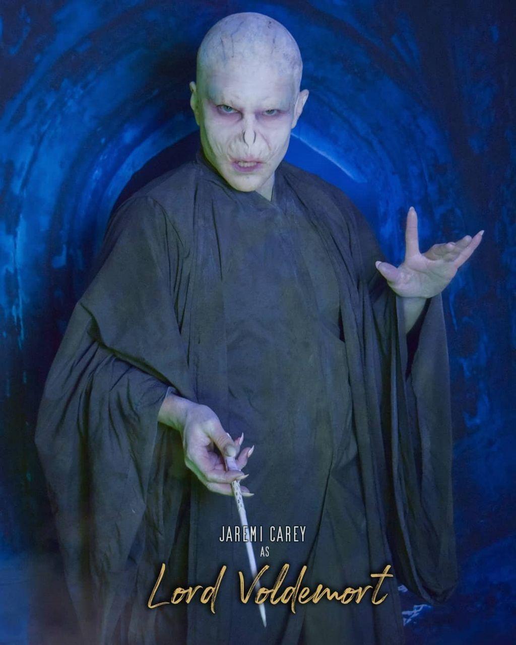 Jaremi Carey as Lord Voldemort