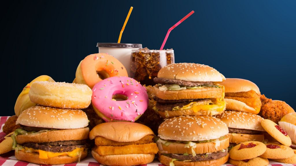 Junk food ads face online ban in uk bbc news - Different types of cuisines in the world ...