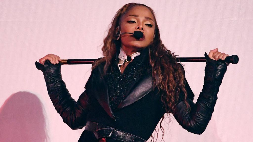 Janet Jackson on the State of the World tour