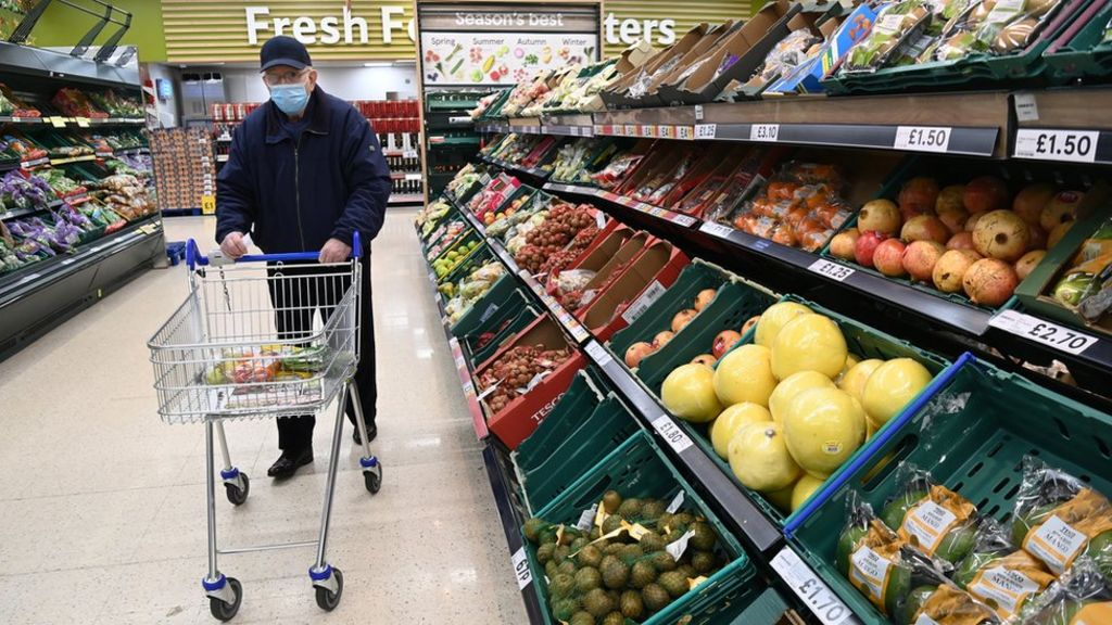 Tesco Brexit Impact On Food Prices Very Modest Bbc News