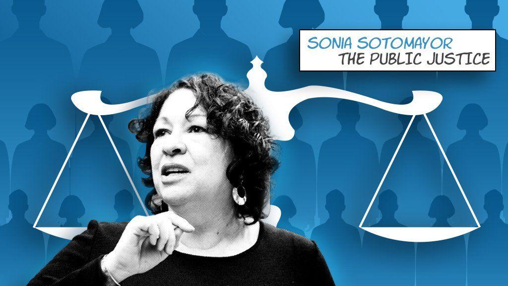 Sonia Sotomayor graphic