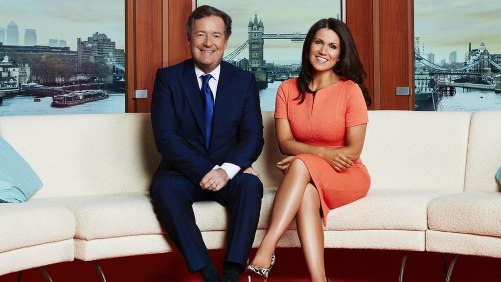 Complaints over Good Morning Britain's 'gay conversion' interview