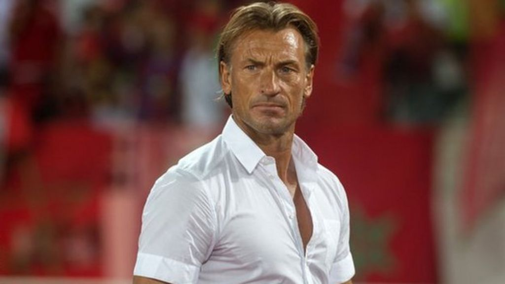 Herve Renard: Morocco coach steps down after Africa Cup of Nations ...