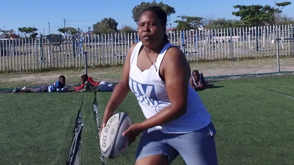 100 Women Rugby For Lesbians In South Africa - Bbc News-3687