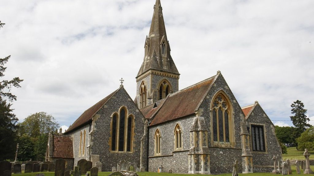 Churches No Longer Have To Hold Sunday Services Bbc News