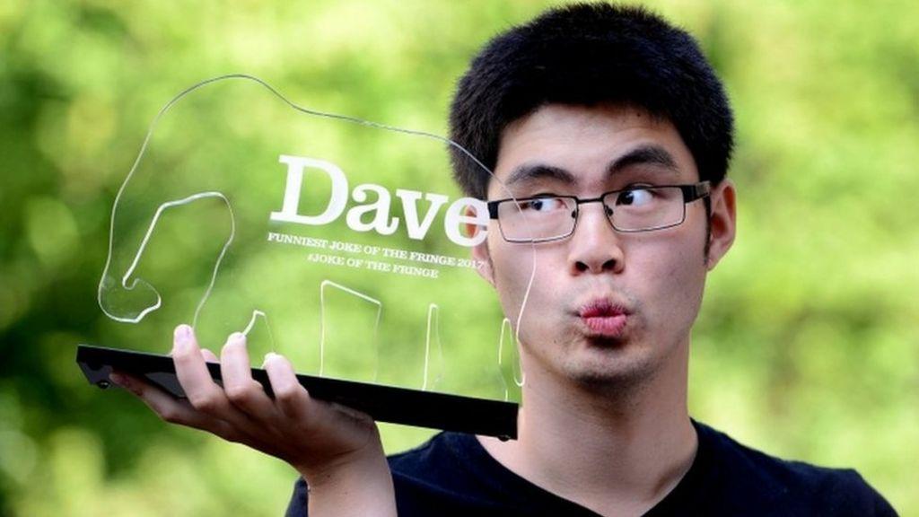 Pound coin gag scoops best Edinburgh Fringe joke award - BBC