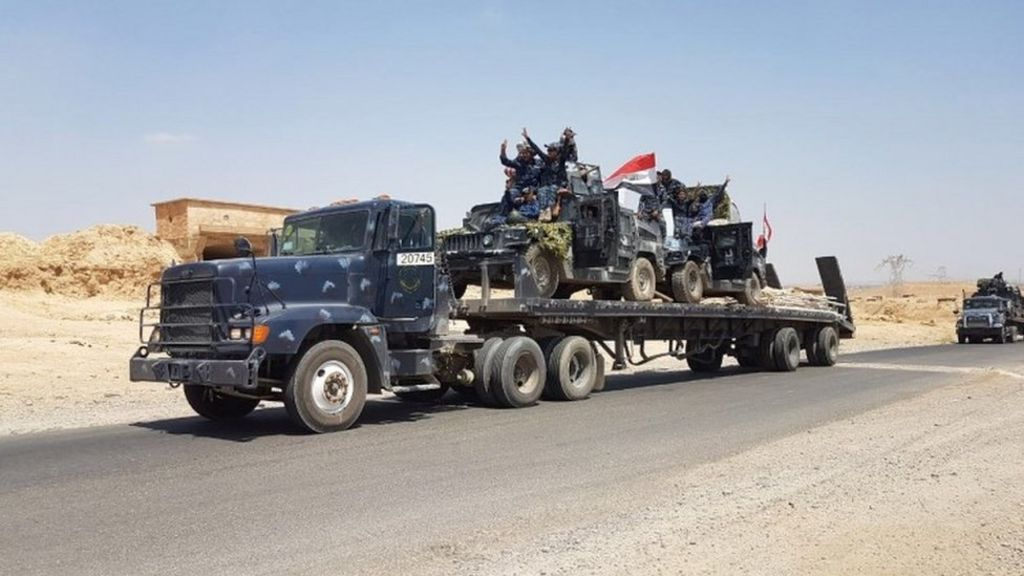 IS conflict: Iraq launches ground offensive in Tal Afar