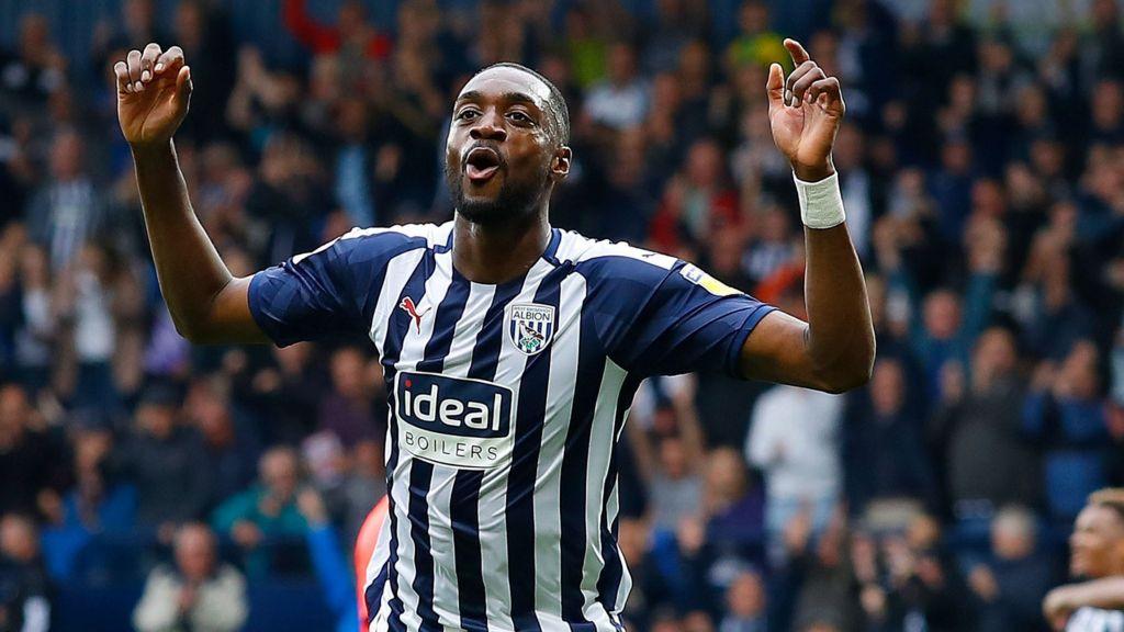 West Brom and Nigeria's Semi Ajayi: No dream is too big - BBC Sport