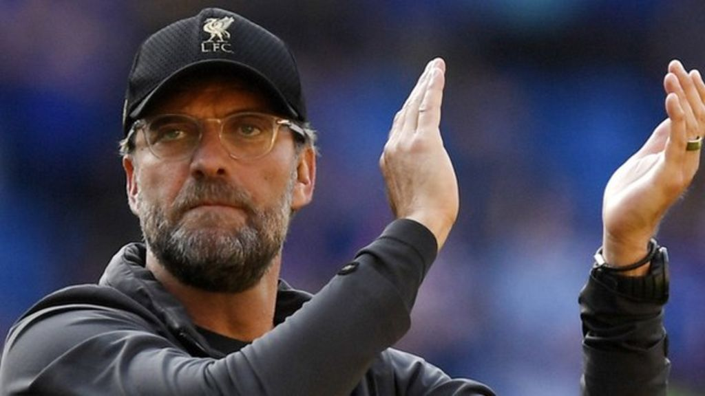 bbc.co.uk - Jurgen Klopp: Liverpool motivated by fans not 'Holy Grail' of title win