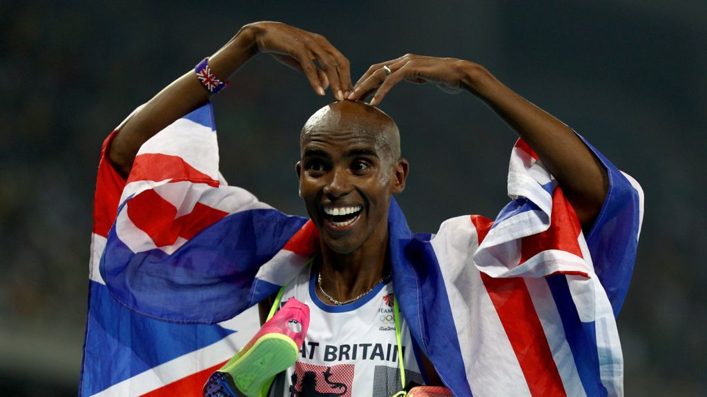 Image result for mo farah