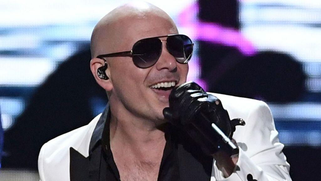 Pitbull praised for Puerto Rico jet loan