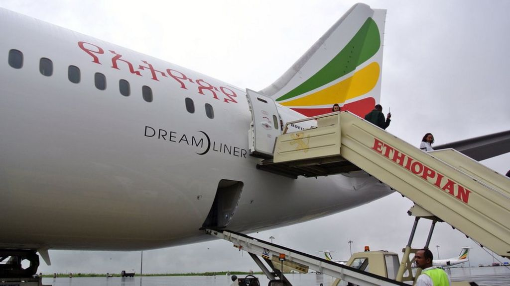bbc.co.uk - Ethiopian Airlines: Africa's largest airline