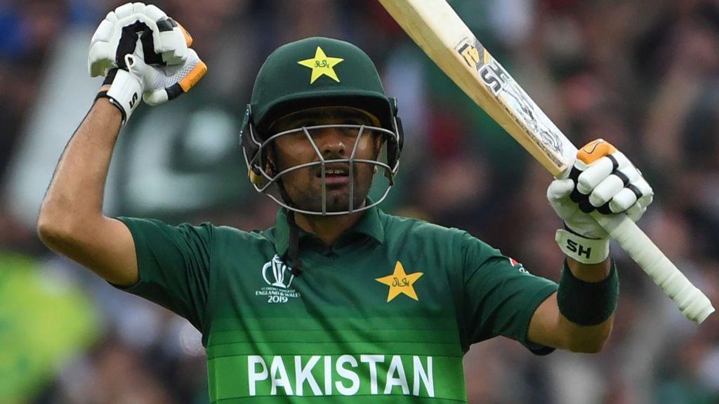 Cricket World Cup: Pakistan beat New Zealand to keep semi