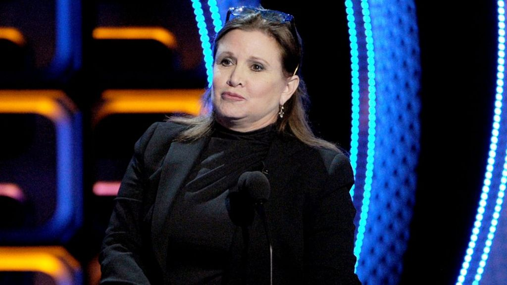 Carrie Fisher's 'gift' to preying producer