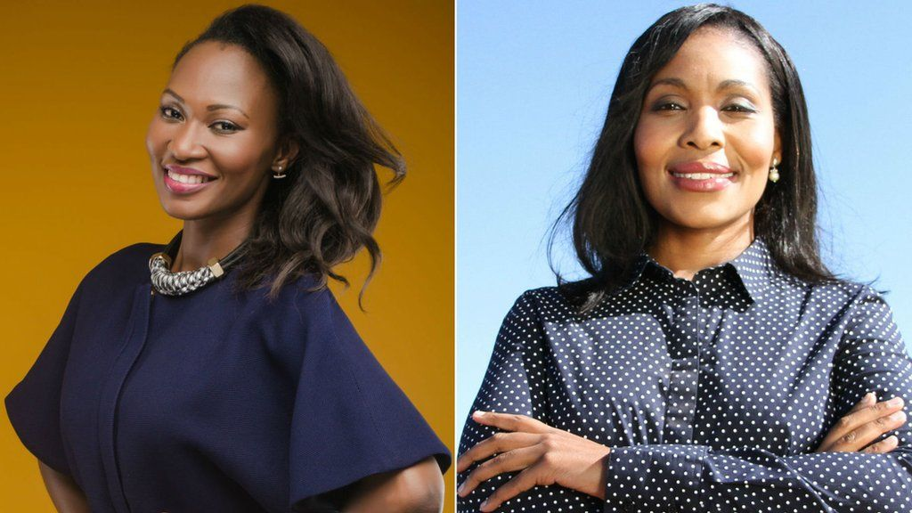 Nancy Kacungira and Lerato Mbele-Roberts