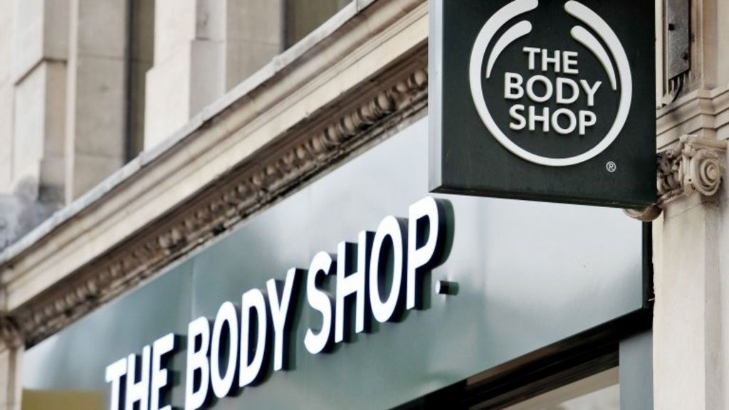 L'Oreal looks to sell The Body Shop