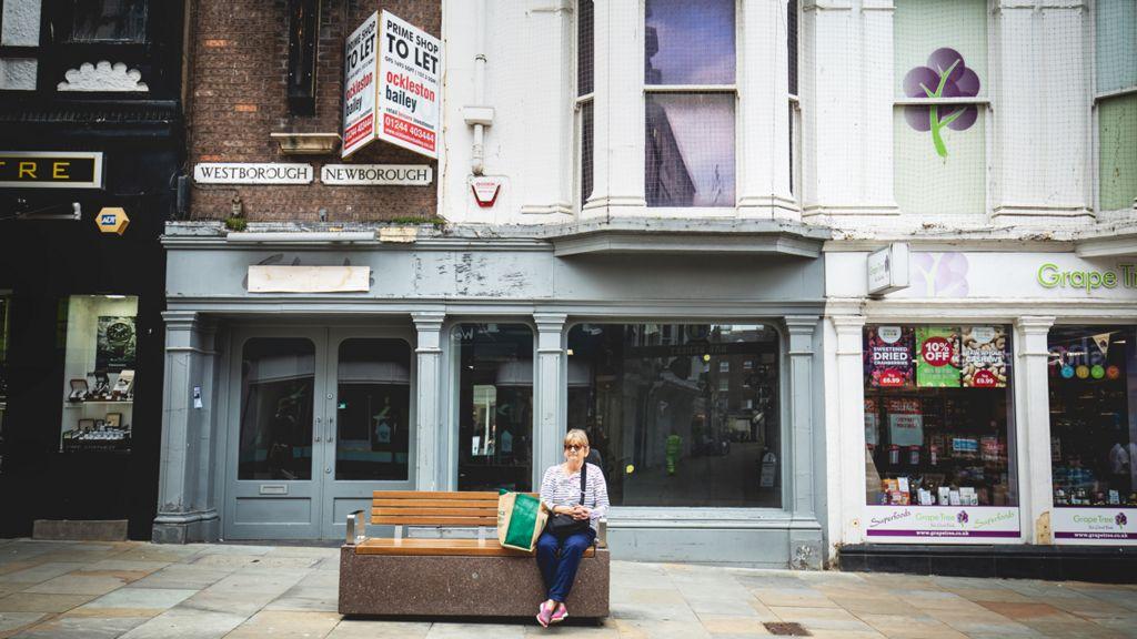 Closed shop in Scarborough