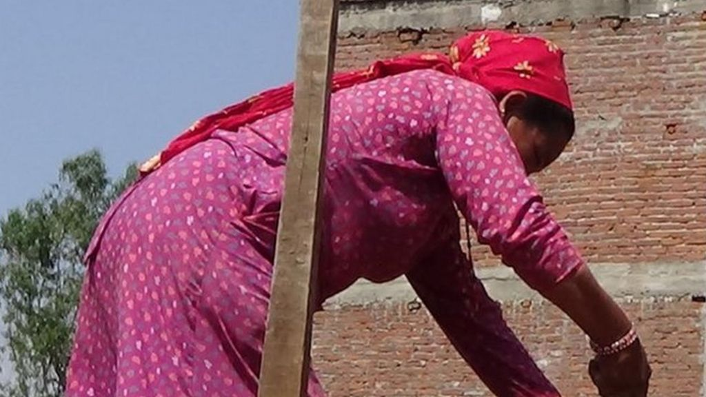 Thumbnail for How Nepal quake turned women into builders
