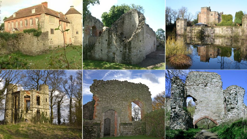 from royal residences to ruins english castles on sale bbc news