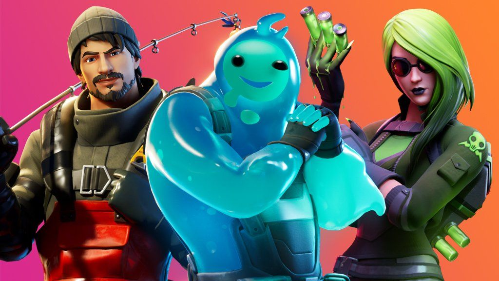 Fortnite Chapter 2 Season 1 Trailer Drops New Skins Map