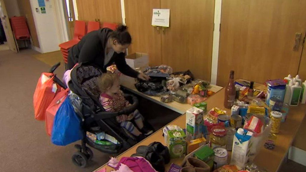the trussel trust and the foodbank generation Food bank britain food bank use  as families already struggling under a generation of austerity are doubly hit  the latest findings from the trussel trust come.