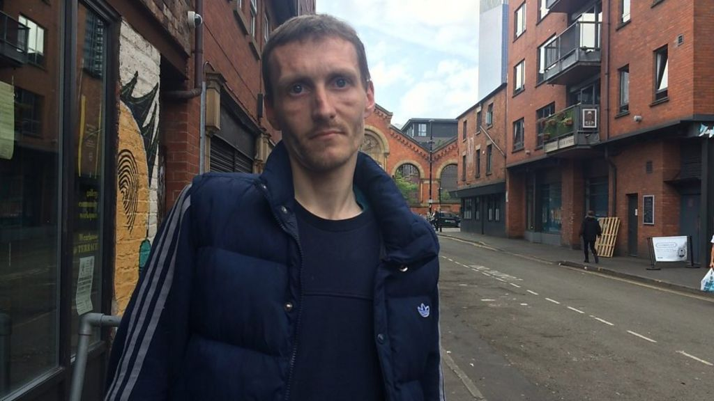 Manchester attack: Homeless 'hero' offered place to live