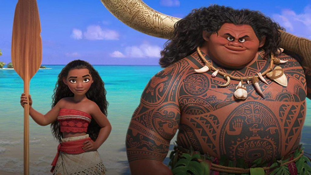 How Did Disney Get Moana So Right And Maui So Wrong Bbc News