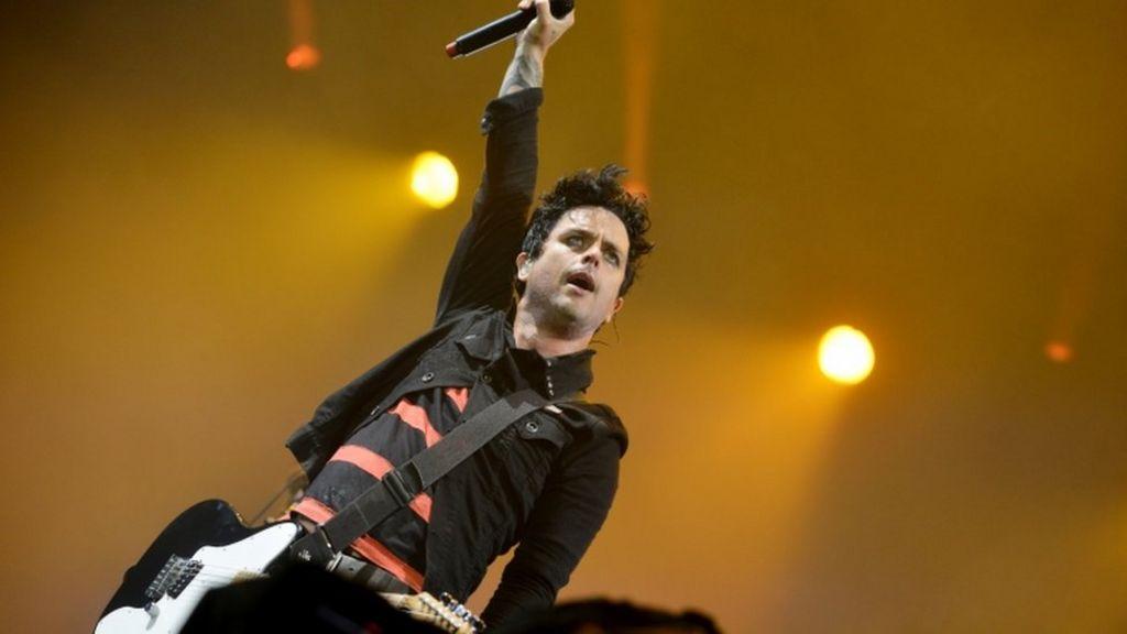Green Day cancel Glasgow concert