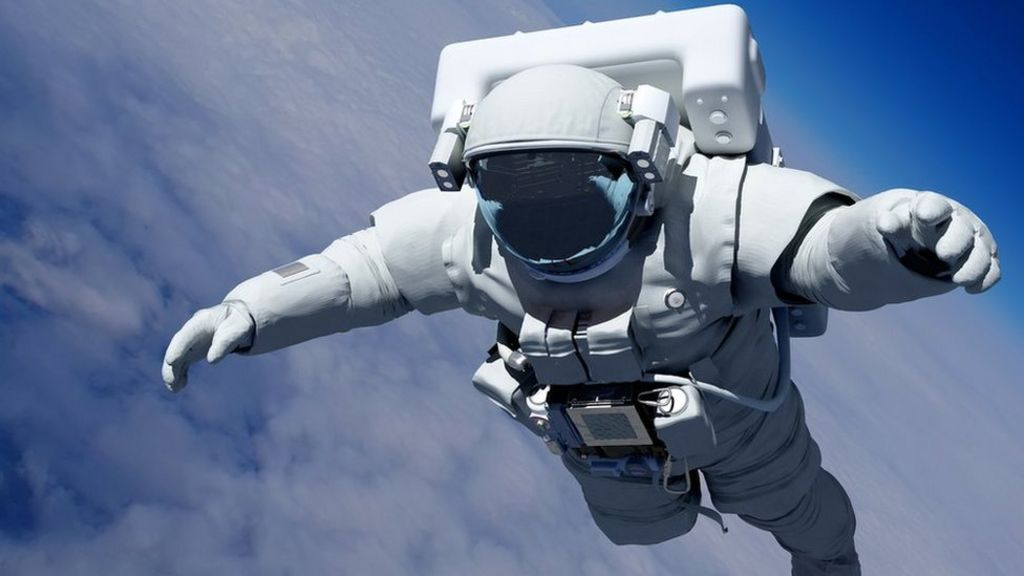 Why we should all be astronauts - BBC News