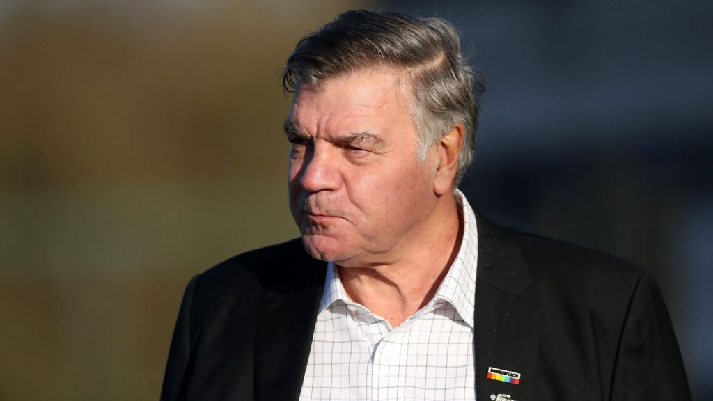 West Brom Sam Allardyce Likened To Firefighter As He Aims To Avoid Relegation Again Bbc Sport