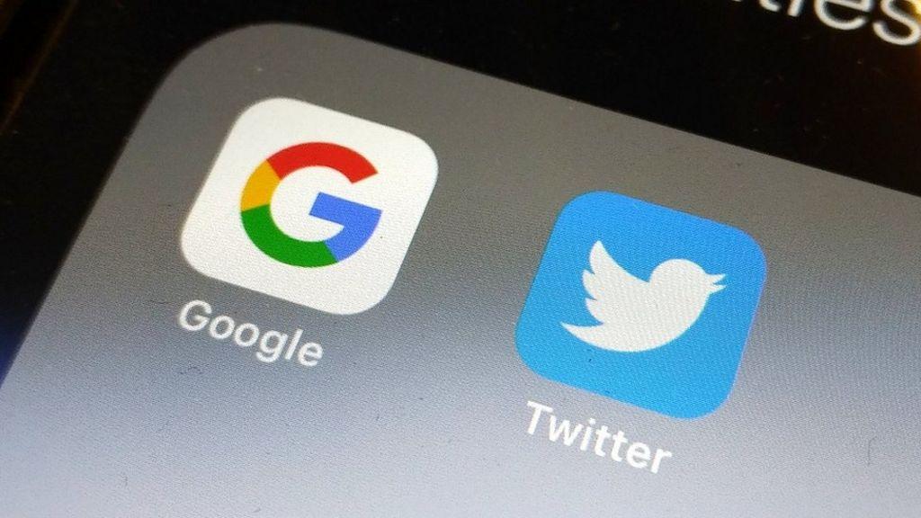 Google promoted Texas gunman fake tweets