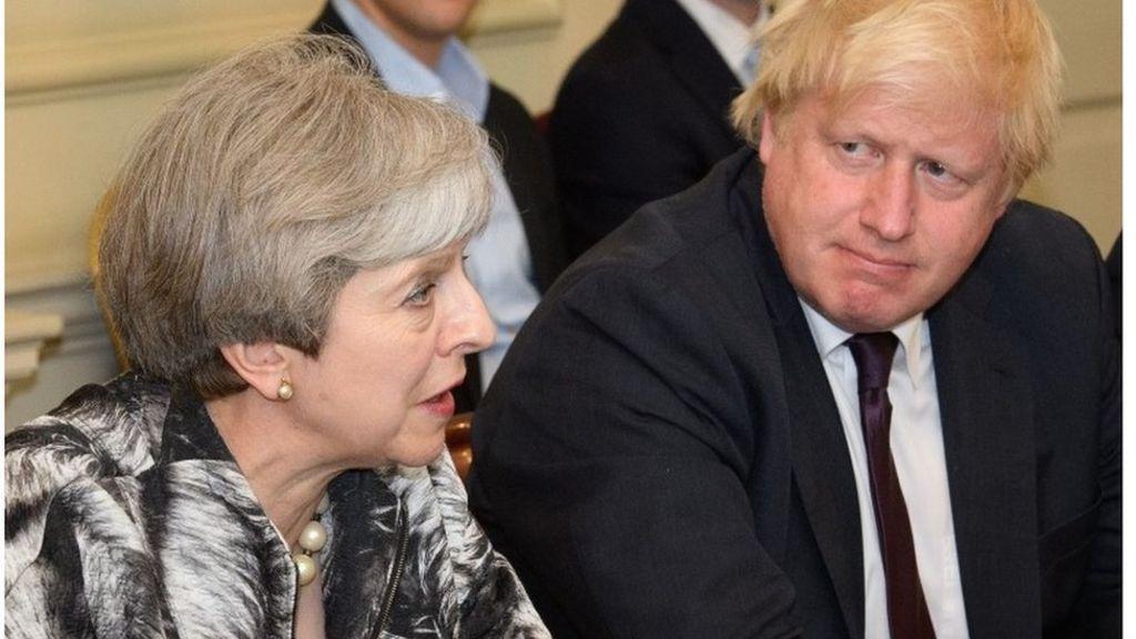Brexit: Boris Johnson 'back-seat driving' over Brexit, says Rudd