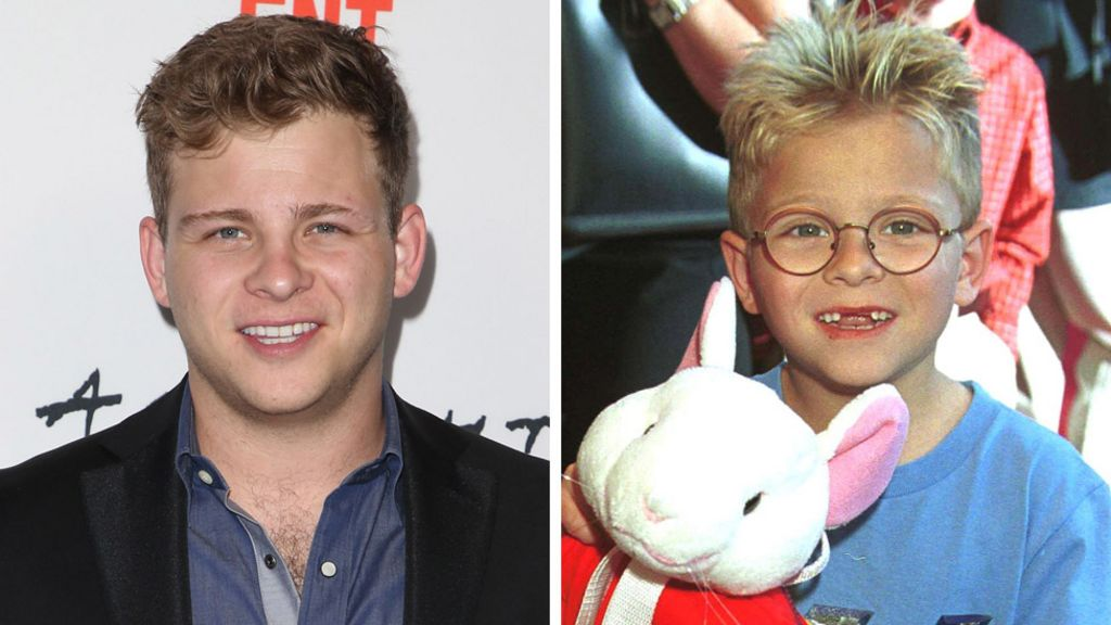 Jonathan Lipnicki: The kid from Stuart Little is on Celebs Go Dating