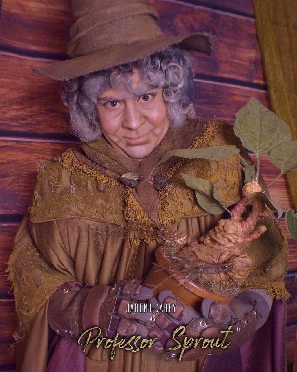 Jaremi Carey as Professor Sprout