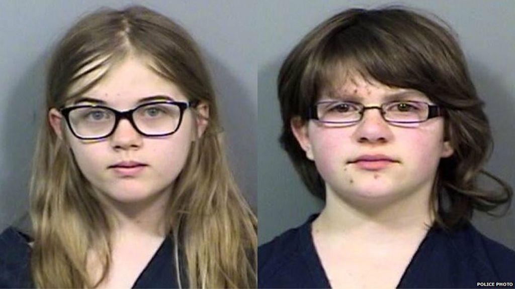 Slender Man stabbing: Girl gets 25 years in mental hospital