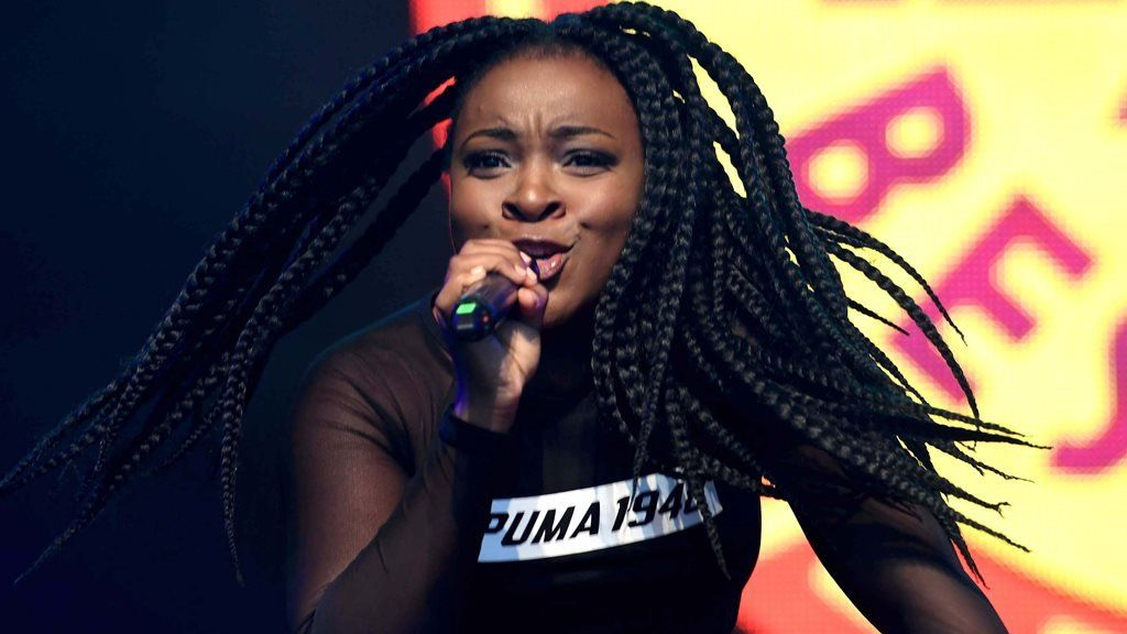 Ray BLK in concert