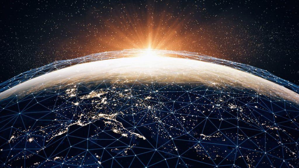 bbc.co.uk - Jonathan Amos - SpaceX puts up 60 internet satellites