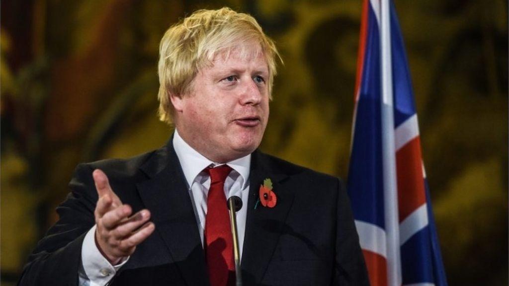 Boris Johnson to skip EU special meeting on Trump win ...