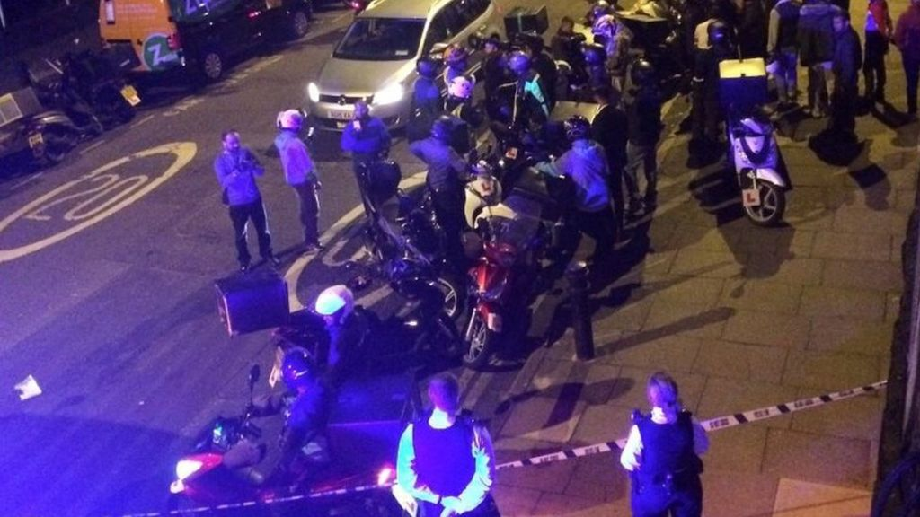 Boy admits acid attacks on moped riders in London