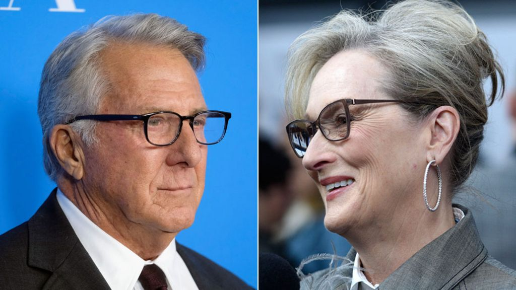 Meryl Streep says Dustin Hoffman 'overstepped' with slap