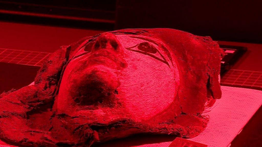99210675 mediaitem99210674 - Secret writing in mummy instances published