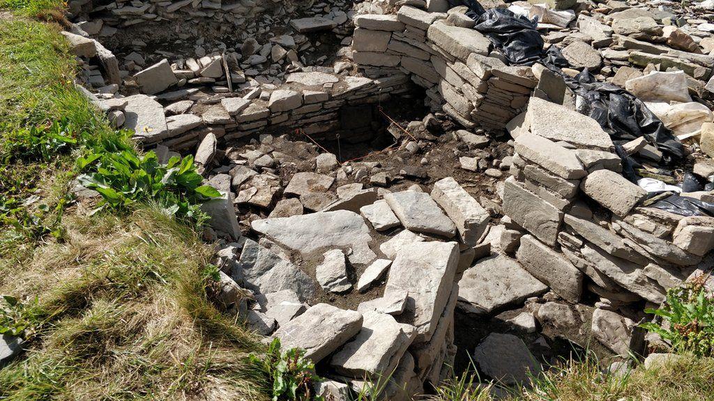 Pictish Iron Age workshop