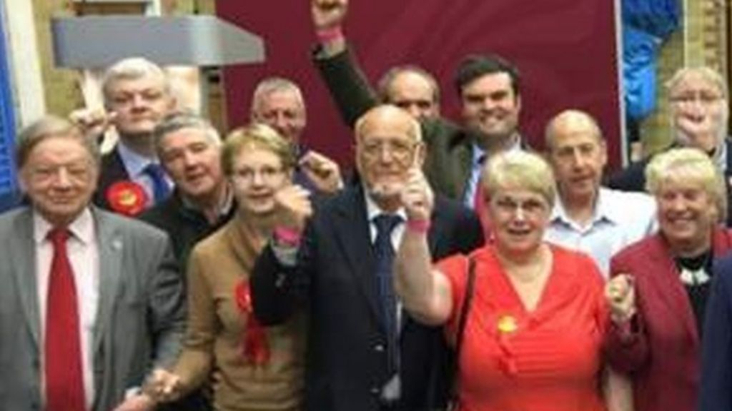 Wales council elections: Labour losses 'not as bad as expected'