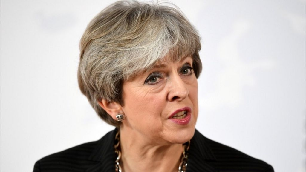 Theresa May to warn of 'hostile' Russia threat to EU security